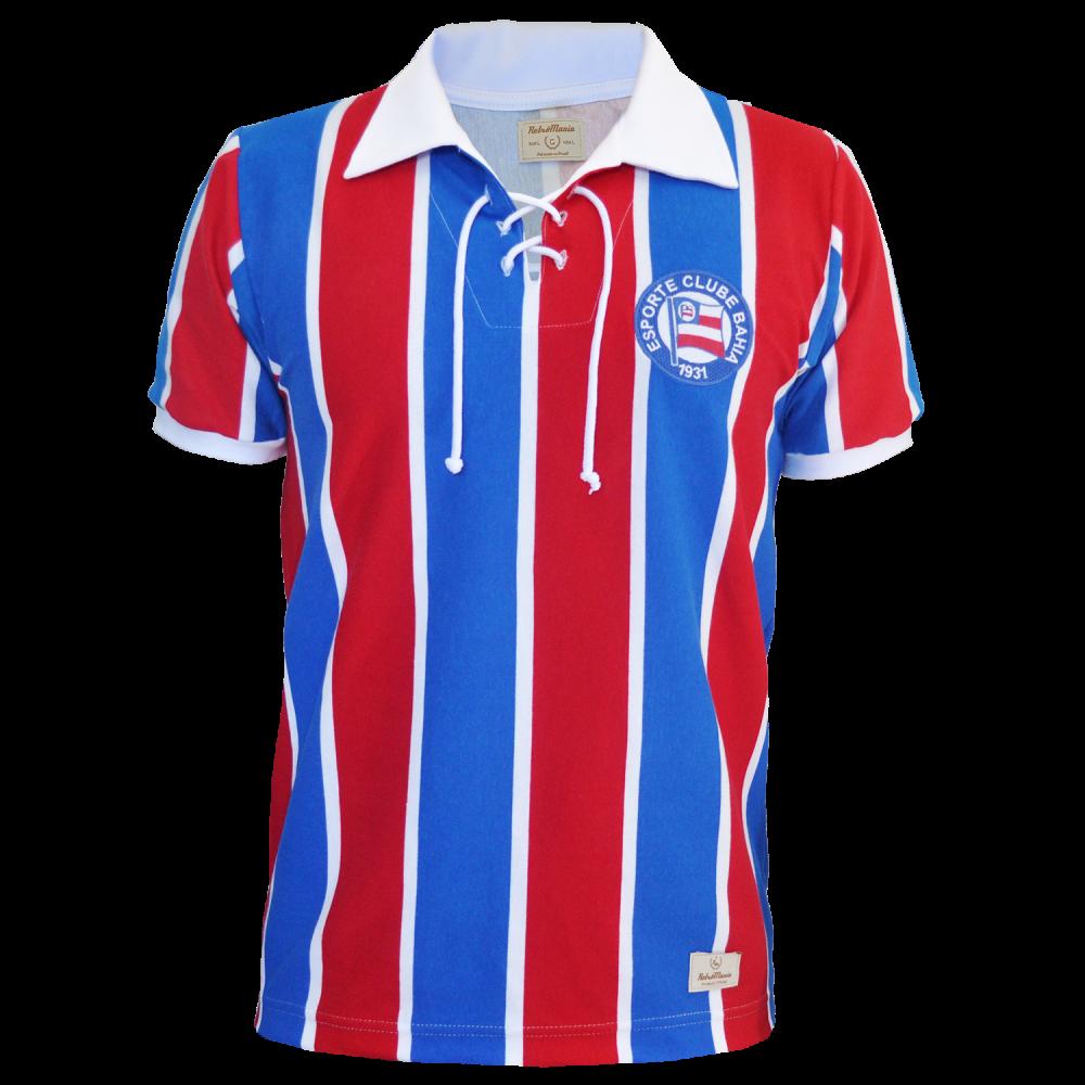 1909bbbf0e82d Casa do Tricolor - Camisa Retrô Cordinha