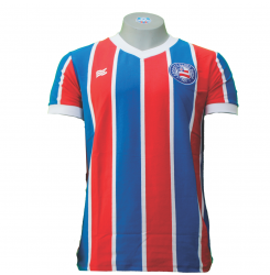 Camisa Esquadrão Retro 88 Tricolor