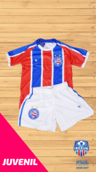 Kit Juvenil Superbolla
