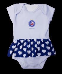 Body Torcida Baby Vestido Estilo