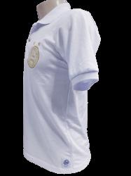 Camisa Pólo Cultura Tricolor Branca