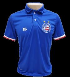 Camisa Esquadrão Masculina Pólo Azul Royal 2021