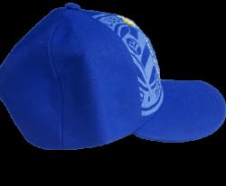 Boné ECB Escudão Azul