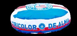 Cama Puff Tricolor de Alma