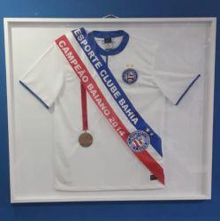 Camisa Nike Campeão 2014 + medalha + faixa